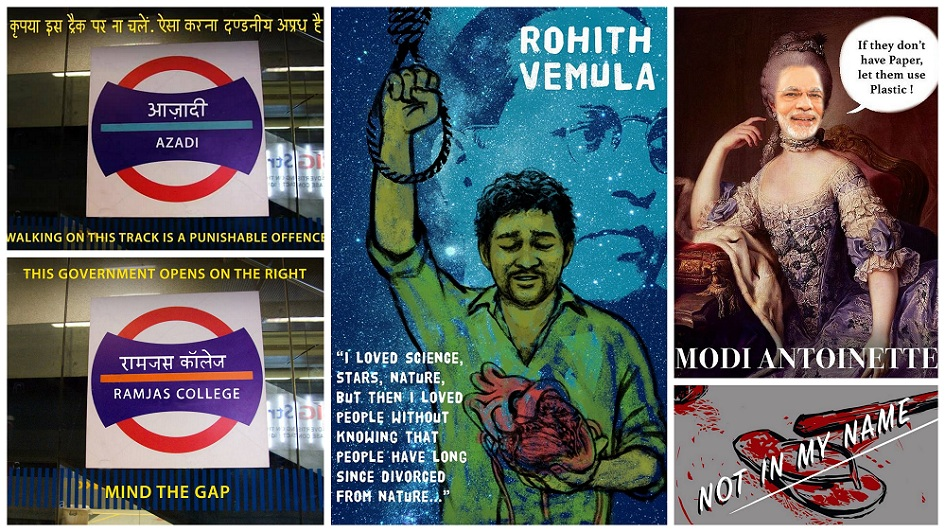 Posters of Protest
