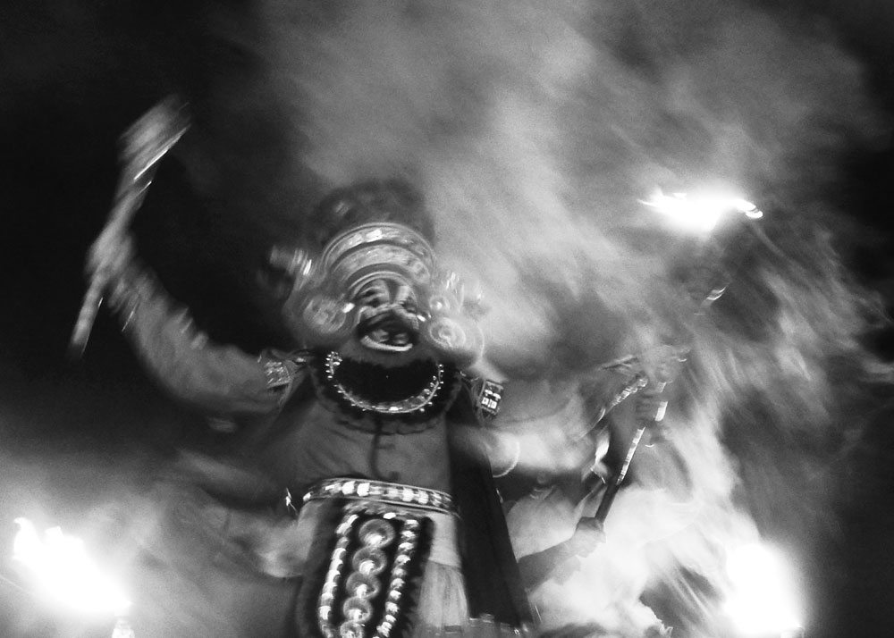 A Night of Kathakali and Yakshagana
